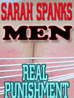 sarah spanks men