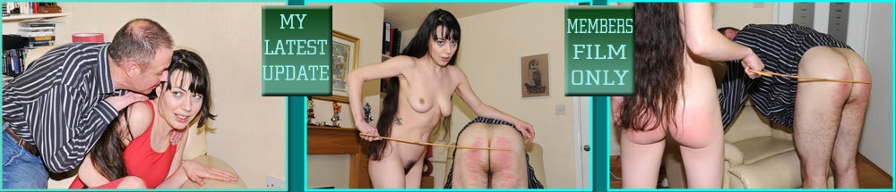 Something is. dominant wife spanks henpecked husband